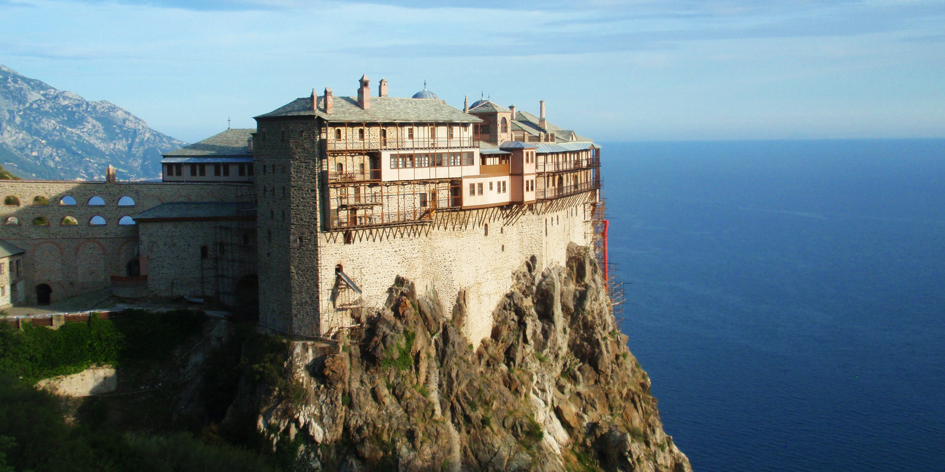 Daily Cruises to Mount Athos
