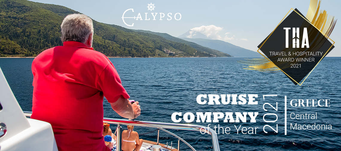 Calypso Cruises has been awarded as Cruise Company of the year 2021 from Travel & Hospitality Awards